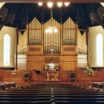 Pipe Organ from AGO Convention